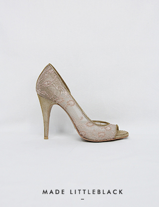 THE LITTLE.my romantic heel