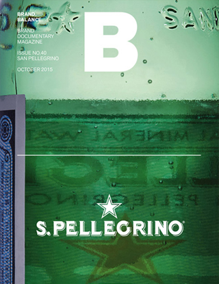 매거진B issue#40 SAN PELLEGRINO