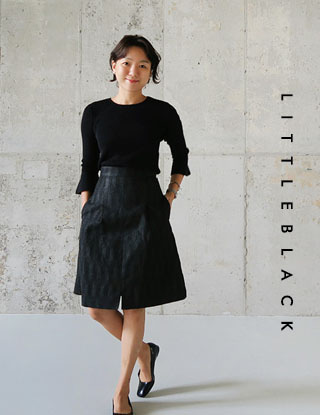 THE LITTLE.펄블랙 볼륨SK☆